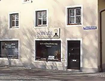 Niederlassung Schwarz Bestattungsdienst München - Perlach