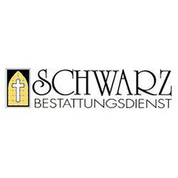 Logo Schwarz Bestattungsdienst